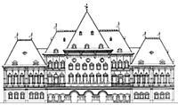 Каменные палаты бояр Троекуровых