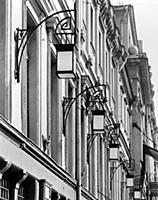 Фасад Московского художественного театра им. А.Чех