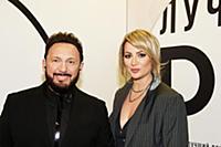 Стас Михайлов с супругой Инной. Юбилейный концерт