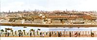 Панорама Замоскворечья (фрагмент) Худ. Д.Индейцев.