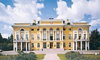 Александринский (Нескучный) дворец. Москва.