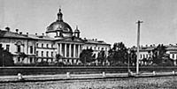 Комплекс зданий Городской больницы. Арх. М.Казаков