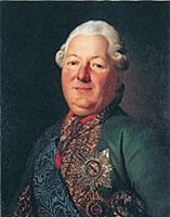 Московский главнокомандующий В.М. Долгоруков-Крымс