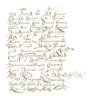Указ Петра I о назначении первого губернатора  Мос