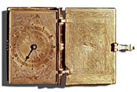 Часы карманные. Западная Европа. XVII век.