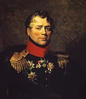 Московский генерал-губернатор Д. Голицын