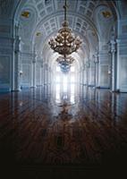 Георгиевский зал Большого Кремлевского дворца. Мос