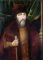 Первый губернатор Москвы боярин Тихон Стрешнев
