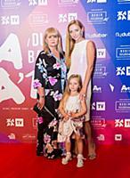 Татьяна Навка с дочерью. Международный фестиваль «