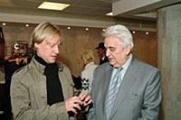 Дмитрий Харатьян, Евгений Крылатов.
