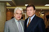 Евгений Крылатов, Лев Лещенко.