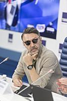 Сергей Шнуров. Пресс-конференция Сергея Шнурова. П