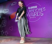 Церемония вручения премии Glamour Influencers в ре