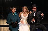 Ирина Пулина, Анастасия Панина, Владимир Жеребцов.