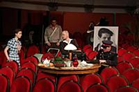 Пресс-показ спектакля «Московский хор»