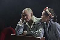 Михаил Евланов, Мария Болтнева. Пресс-показ спекта