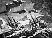 Парусные корабли второй Камчатской экспедиции. 174