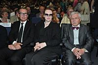 Андрей Руденский, Юлия Ауг, Сергей Никоненко. Кино