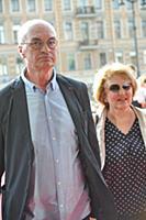 Сергей Снежкин с супругой. Кинофестиваль «Виват ки
