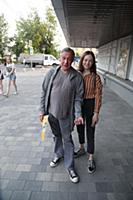 Михаил Ефремов с дочерью. Гарик Сукачев объявил ту