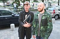 Александр Скляр, Александр Королев. Гарик Сукачев