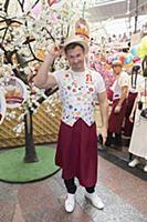 Алексей Немов. День мороженого в ГУМе. Главный уни