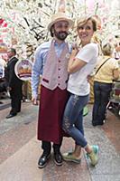 Илья Авербух, Ксения Алферова. День мороженого в Г