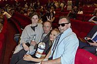 Иван Охлобыстин с семьей, Владимир Левкин с супруг