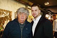 Владимир Матецкий, Дмитрий Маликов. Открытие голог