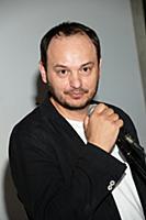 Роман Кадария. Открытие голографической выставки «