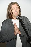 Дмитрий Маликов. Открытие голографической выставки