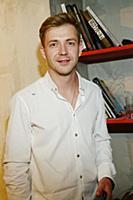 Тимофей Каратаев. Открытие голографической выставк