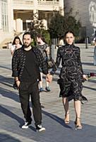 Мот с супругой. Церемония вручения премии «Fashion