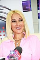 Лера Кудрявцева. Пресс-конференция премии «МУЗ-ТВ