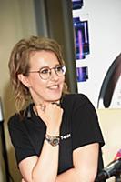 Ксения Собчак. Пресс-конференция премии «МУЗ-ТВ 20