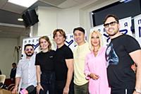 Михаил Галустян, Ксения Собчак, Максим Галкин, Арм