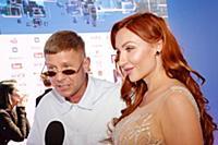 Митя Фомин, Ксения Недодаева. Премия «МУЗ-ТВ 2019.