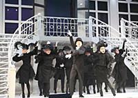 Спектакль «Моя прекрасная леди». Московский театр