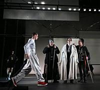 Спектакль «Венецианский купец». МХТ им. А. П. Чехо