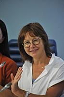 Алена Бабенко. Пресс-конференция, посвященная откр
