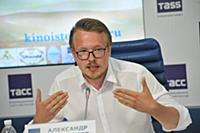 Александр Соломонов. Пресс-конференция, посвященна