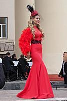 Анна Калашникова. Скачки «Гран-при радио Монте-Кар