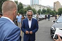 Владимир Киселев. Скачки «Гран-при радио Монте-Кар