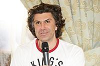 Николай Цискаридзе. Пресс-коктейль «Встречи с Русс