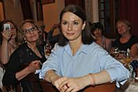 Светлана Тома, Ирина Лачина. Пресс-обед посвященны