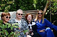 Актеры театра «Современник». VIII Международный фе