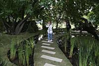 гости выставки. VIII Международный фестиваль садов
