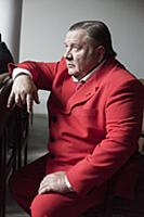 Роман Мадянов. Съемки фильма 'БУМЕРанг' режиссера