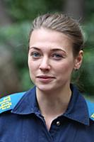 Александра Никифорова. Съемки сериала «Невеста ком