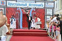 Эвклид Кюрдзидис. 2-й кинофестиваль «Хрустальный И